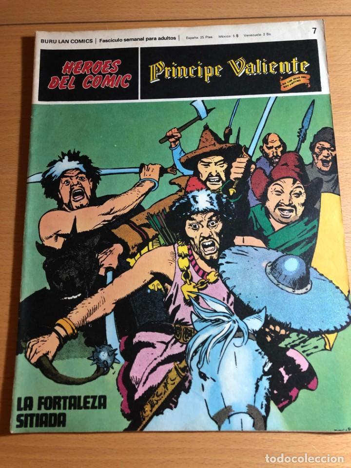 Cómics: Principe Caliente. Harold Foster. Buru Lan, 12 primeros. fascículos. También se venden sueltos. - Foto 11 - 220416246