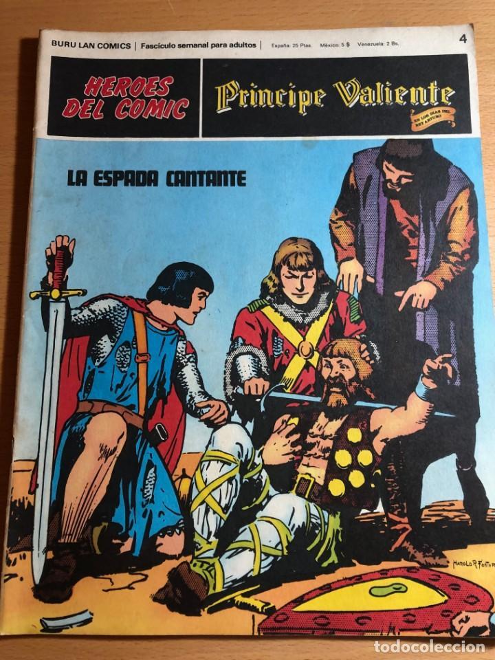 Cómics: Principe Caliente. Harold Foster. Buru Lan, 12 primeros. fascículos. También se venden sueltos. - Foto 12 - 220416246