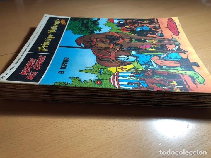 Cómics: Principe Caliente. Harold Foster. Buru Lan, 12 primeros. fascículos. También se venden sueltos. - Foto 13 - 220416246