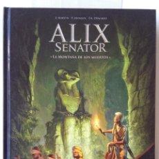 Cómics: ALIX SENATOR 6- LA MONTAÑA DE LOS MUERTOS-COEDITUM EDICIONES. Lote 220474210
