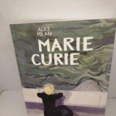 Cómics: MARIE CURIE (PRIMERA EDICIÓN, CÓMIC). Lote 220562555