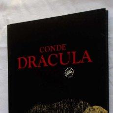 Cómics: CONDE DRACULA - GUIDO CREPAX - ED LUMEN. Lote 220613967