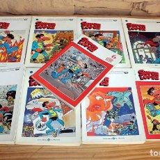Cómics: SUPER LOPEZ - LOTE DE 9 COMICS - BIBLIOTECA EL MUNDO Y LO MEJOR DEL COMIC ESPAÑOL. Lote 220646860