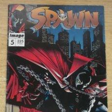 Cómics: COMICS DE SPAWN Nº 5 Y Nº 62 COMPLETOS Y COMO NUEVOS. Lote 220686968