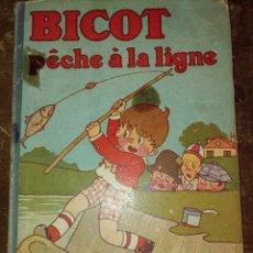 Cómics: BICOT, PÊCHE À LA LIGNE PYMY 55. Lote 220744691
