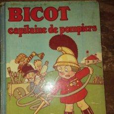 Cómics: BICOT, CAPITAINE DE POMPIERS, PYMY 55. Lote 220744782
