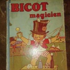 Cómics: BICOT, MAGICIEN, PYMY 55. Lote 220744952