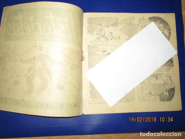 Cómics: TEBEO COMPLETA BARCELONA URDA S. MESTRES HISTORIETAS PARA NIÑOS Y NIÑAS ORIGINAL COMIC UNICO 1 - Foto 17 - 104366719