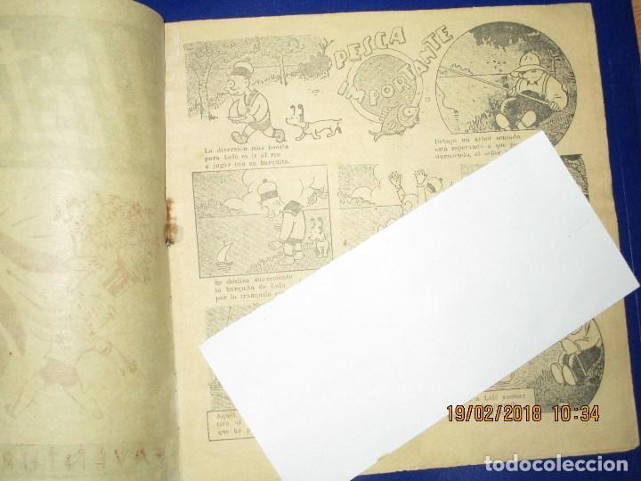 Cómics: TEBEO COMPLETA BARCELONA URDA S. MESTRES HISTORIETAS PARA NIÑOS Y NIÑAS ORIGINAL COMIC UNICO 1 - Foto 18 - 104366719