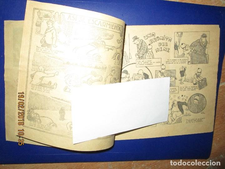 Cómics: TEBEO COMPLETA BARCELONA URDA S. MESTRES HISTORIETAS PARA NIÑOS Y NIÑAS ORIGINAL COMIC UNICO 1 - Foto 20 - 104366719