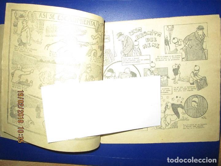 Cómics: TEBEO COMPLETA BARCELONA URDA S. MESTRES HISTORIETAS PARA NIÑOS Y NIÑAS ORIGINAL COMIC UNICO 1 - Foto 21 - 104366719