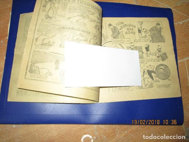 Cómics: TEBEO COMPLETA BARCELONA URDA S. MESTRES HISTORIETAS PARA NIÑOS Y NIÑAS ORIGINAL COMIC UNICO 1 - Foto 22 - 104366719