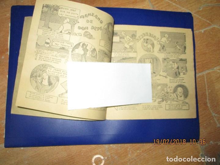 Cómics: TEBEO COMPLETA BARCELONA URDA S. MESTRES HISTORIETAS PARA NIÑOS Y NIÑAS ORIGINAL COMIC UNICO 1 - Foto 23 - 104366719