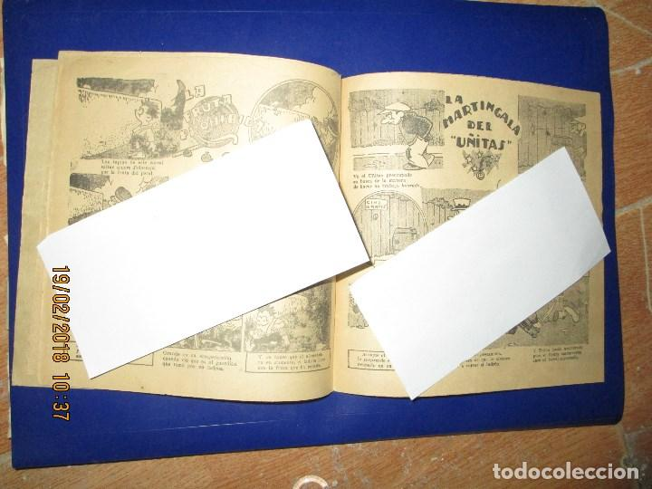 Cómics: TEBEO COMPLETA BARCELONA URDA S. MESTRES HISTORIETAS PARA NIÑOS Y NIÑAS ORIGINAL COMIC UNICO 1 - Foto 25 - 104366719