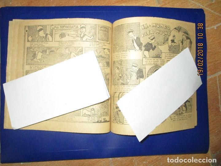 Cómics: TEBEO COMPLETA BARCELONA URDA S. MESTRES HISTORIETAS PARA NIÑOS Y NIÑAS ORIGINAL COMIC UNICO 1 - Foto 26 - 104366719