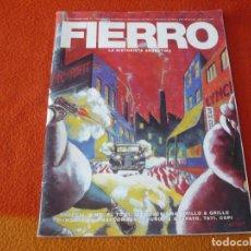 Cómics: FIERRO Nº 1 LA HISTORIETA ARGENTINA ( BRECCIA TRILLO MUÑOZ SAMPAYO ) ¡BUEN ESTADO!. Lote 220929341
