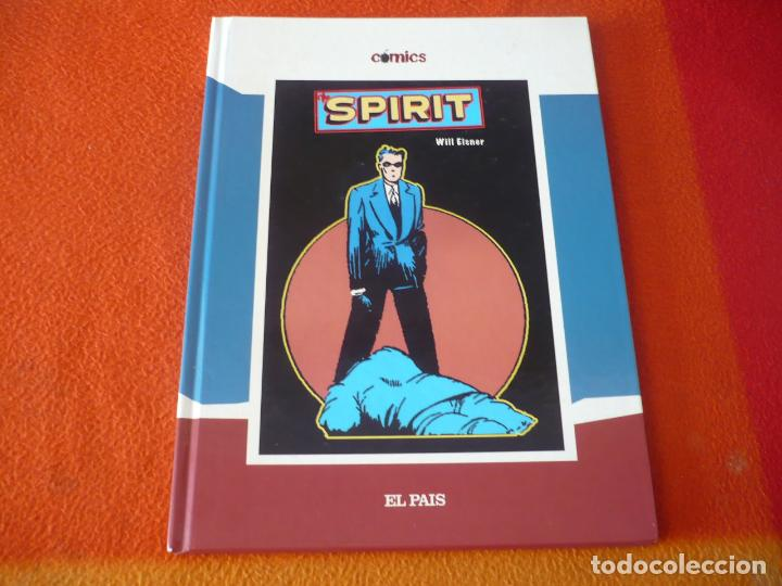 THE SPIRIT ( WILL EISNER ) ¡BUEN ESTADO! COMICS EL PAIS 26 TAPA DURA (Tebeos y Comics - Comics otras Editoriales Actuales)