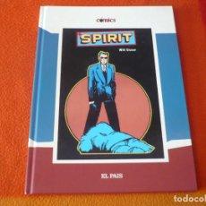 Cómics: THE SPIRIT ( WILL EISNER ) ¡BUEN ESTADO! COMICS EL PAIS 26 TAPA DURA. Lote 220929848