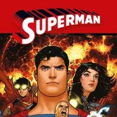 Cómics: IMPERIUS LEX - ECC / DC / SUPERMAN SAGA RENACIDO 4 / TAPA DURA. Lote 220966933
