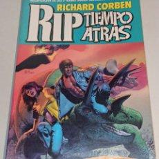 Cómics: RIP, TIEMPO ATRÁS DE RICHARD CORBEN. Lote 221003081