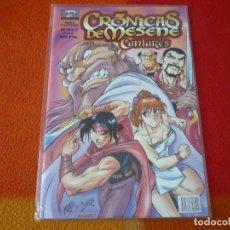 Cómics: CRONICAS DE MESENE CANTARES Nº 4 ( ROKE MATEO ) ¡BUEN ESTADO! DUDE. Lote 221091218