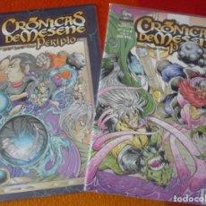 Cómics: CRONICAS DE MESENE PERIPLO NºS 1 Y 2 ( ROKE REYES ) ¡BUEN ESTADO! DUDE. Lote 221091465