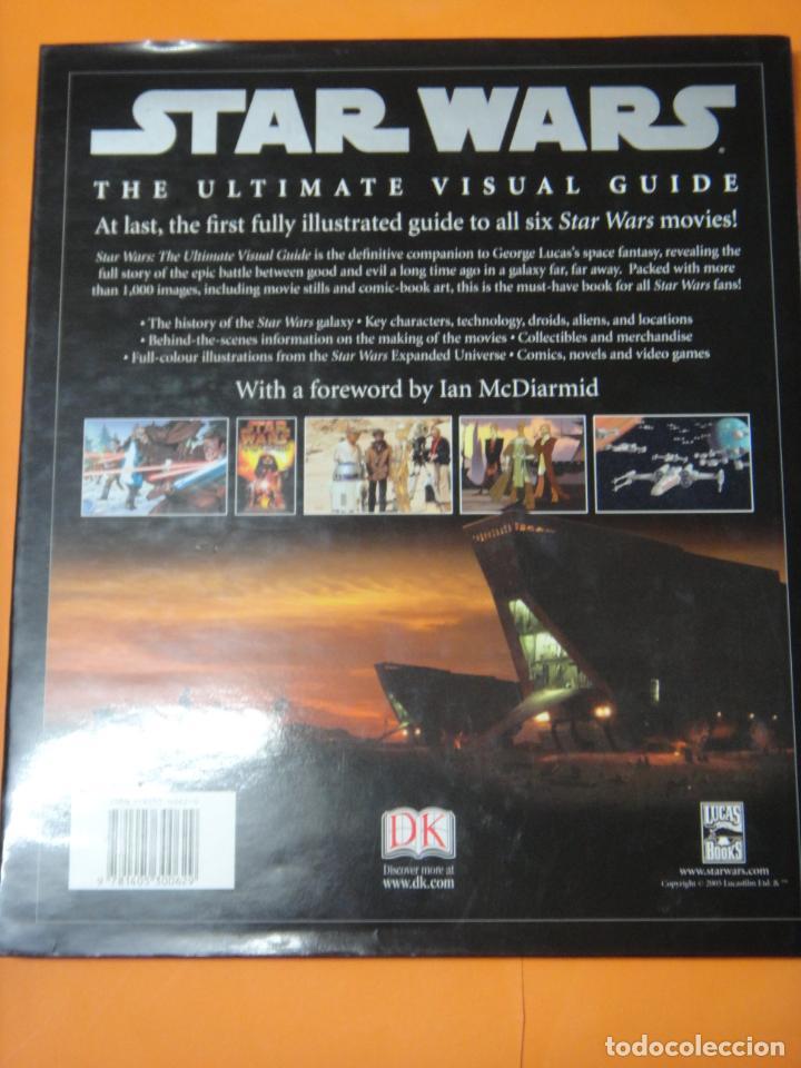 Cómics: STAR WARS THE ULTIMATE VISUAL GUIDE 2007 . - Foto 2 - 221111815