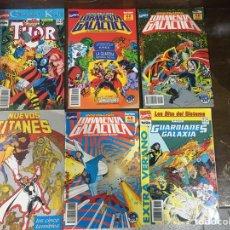 Cómics: LOTE COMICS MARVEL. Lote 221230213