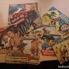 Cómics: LOTE DE 16 COMIC - ORIGINALES - DIFERENTES EDITORIALES - VER TODAS LAS PORTADAS. Lote 221243717