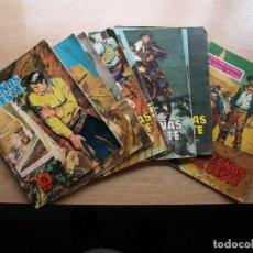 Cómics: HAZAÑAS DEL OESTE - LOTE DE 9 NÚMEROS - EDICIONES TORAY - VER NUMERACION. Lote 221248815
