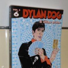 Cómics: DYLAN DOG VOL. 3 Nº 6 EL ULTIMO ARCANO - ALETA OFERTA. Lote 221272781