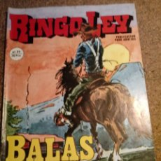 Cómics: COMIC DE RINGO LEY EN BALAS DE ORO Nº 35. Lote 221289897