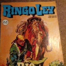 Cómics: COMIC DE RINGO LEY EN RIO ABAJO Nº 19. Lote 221290510