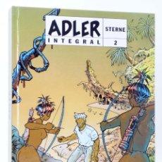 Cómics: ADLER INTEGRAL 2 (STERNE) PONENT MON, 2017. OFRT ANTES 46E. Lote 221315578