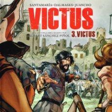 Cómics: VICTUS Nº 3 .NORMA EDITORIAL. Lote 280118763