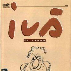 Cómics: IVÀ, EL LIBRO (EL JUEVES, 1993) TAPA DURA CON SOBRECUBIERTA. COLECCIÓN TITANIC-6. Lote 221469608