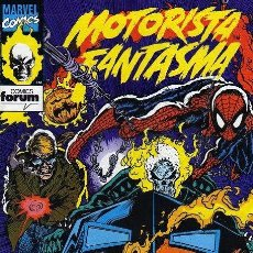 Fumetti: MOTORISTA FANTASMA VOL. 1 - Nº 18. Lote 221487500