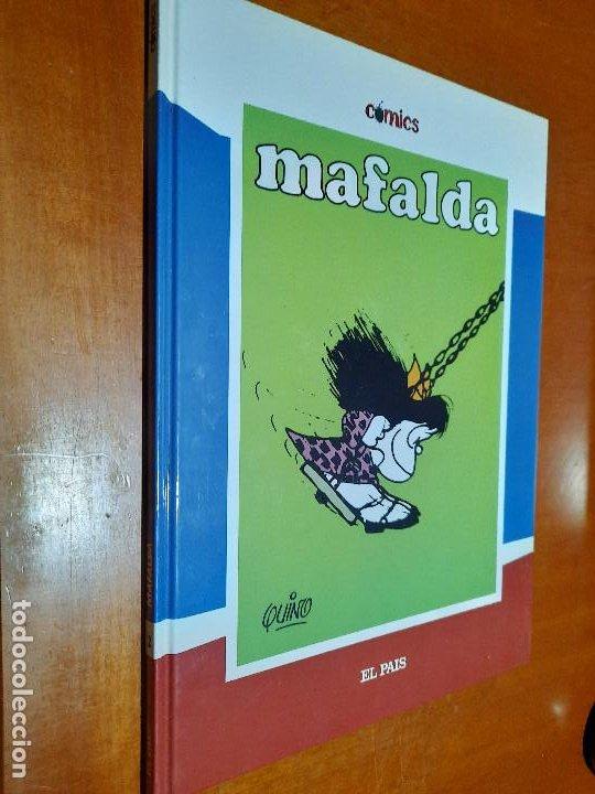MAFALDA. EL PAIS 2. TAPA DURA. BUEN ESTADO. (Tebeos y Comics - Comics otras Editoriales Actuales)