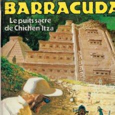 Comics: BARRACUDA,EDITEUR FLEURUS.(FRANCÉS.PROCEDE BIBLIOTECA),. Lote 221516175