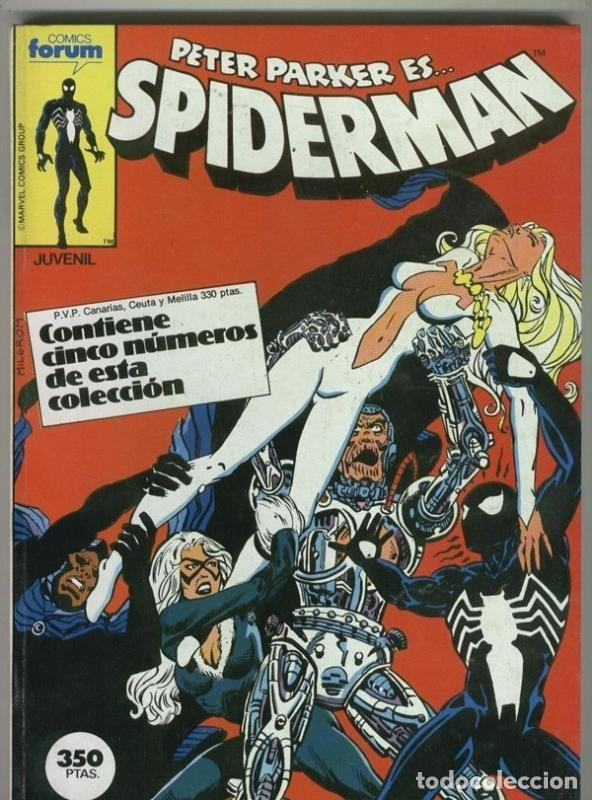 Cómics: Spiderman volumen 1 retapado 122 al 125 - Foto 1 - 221516905