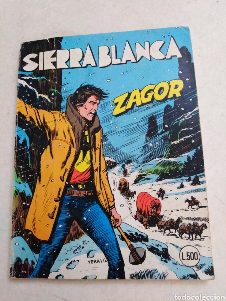 Cómics: Lote de 2 cómic Zagor - Foto 2 - 221516977