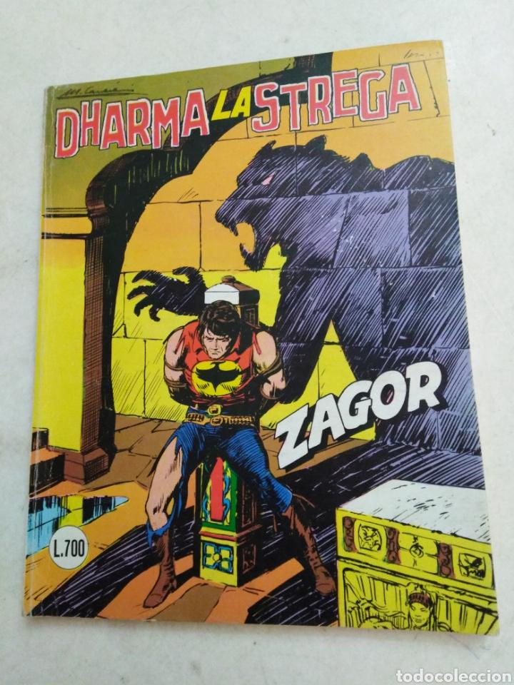 Cómics: Lote de 2 cómic Zagor - Foto 4 - 221516977