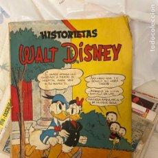 Cómics: HISTORIETAS DE WALT DISNEY. Lote 221522783