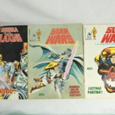 Cómics: LOTE DE TRES COMICS DE STAR WARS. Lote 221591465