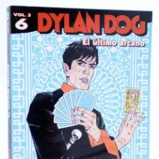 Cómics: DYLAN DOG VOL. 3 Nº 6. EL ÚLTIMO ARCANO (VVAA) ALETA, 2015. OFRT ANTES 15,95E. Lote 221594975