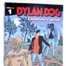 Cómics: DYLAN DOG VOL. 3 Nº 1. COMPETENCIA DESLEAL (VVAA) ALETA, 2012. OFRT ANTES 15,95E. Lote 221594986