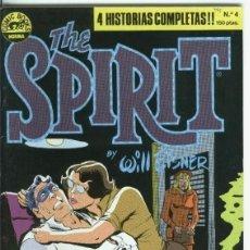 Cómics: THE SPIRIT NUMERO 04. Lote 221625468