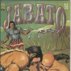 Cómics: JABATO COLOR PRIMERA EDICION NUMERO 006: MUERTE DE UN TRAIDOR. Lote 221625506