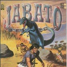 Cómics: JABATO COLOR PRIMERA EDICION NUMERO 019:EL MONSTRUO ATERRADOR. Lote 221625516