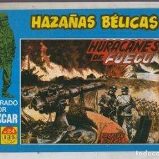 Cómics: HAZAÑAS BELICAS NUMERO 24 (NUMERO 01 EN CONTRAPORTADA). Lote 221625600